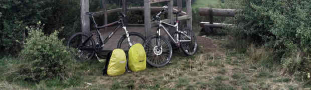 Černošín bike trip aneb návrat do mládí