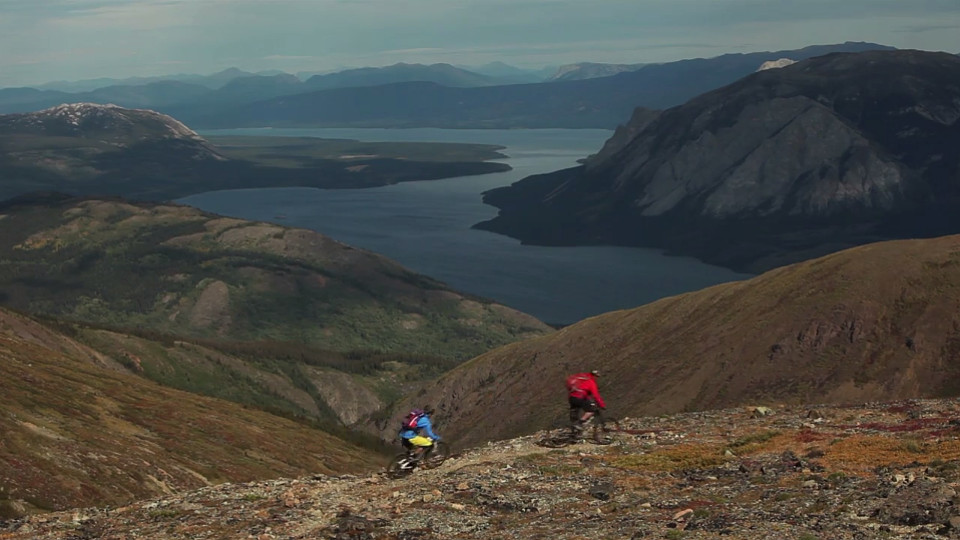 Yukon, Canada, mountain bike tour